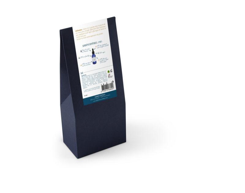 Verso packaging