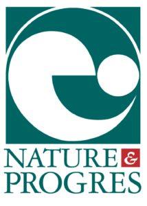 Logo Nature et Progrès So Bohème Cosmétiques