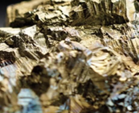 Pierre Chalcopyrite riche en cuivre So Bohème Cosmétiques