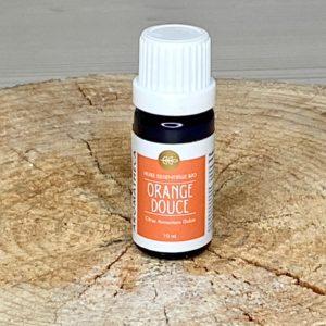 Huile essentielle bio orange douce